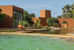 Off-grid earthen abode in Senegal gets all its energy from win...
