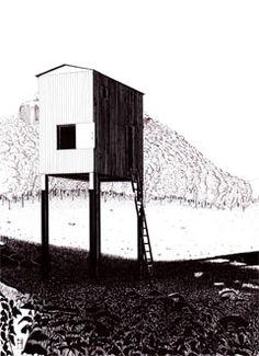 Hochhaus II, Architektur, Denis Andernach