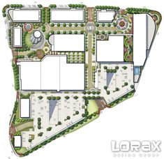 Helpful Tips On Landscaping Your Yard - House Garden Landscape Landscape Plans, Landscape Architecture, Landscape Design, Urban Workshop, Pool Companies, Gardening Courses, Wildflower Seeds, Different Seasons, Urban Planning