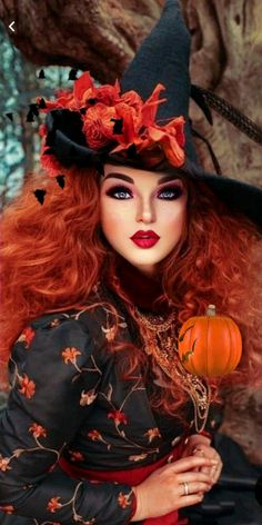 Beautiful Witch, Beautiful Fantasy Art, Beautiful Dream, Gifs, Fantasy Witch, Animated Love Images, Halloween Pictures, Halloween Gif, Season Of The Witch