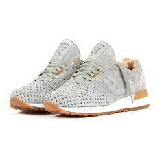 Playclothes x Saucony Strange Fruit (Neutral Grey)