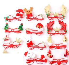 christmas costumes snowman New Year Favor Christmas Glasses Santa Claus Snowman Eyeglasses Frame Goggle Spectacles Party Fancy Dress Costume Accessory gift-in Party Favors from Home amp; Garden on AliExpress Kids Christmas, Christmas Presents, Birthday Party Decorations, Birthday Parties, Cheap Party Favors, Christmas Glasses, Christmas Costumes, Photo Booth Props, Festival Party