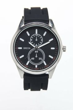 Breda Watch Black