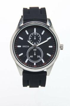 Breda Watch Black