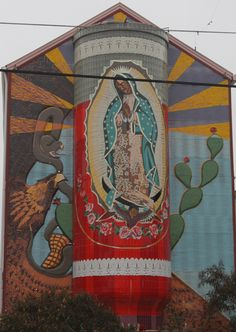 Our Lady of Guadalupe at Plaza Guadalupe