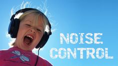 Noise Control: 11 Tips for Helping your Child with Autism Deal with Noise  - pinned by @PediaStaff – Please Visit ht.ly/63sNtfor all our pediatric therapy pins