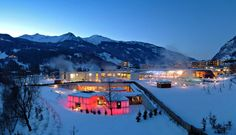 Visit Switzerland in Winter on Modern Magazin Switzerland In Winter, Visit Switzerland, Wellness Hotel Salzburg, Places To Travel, Places To See, Kaiser Franz, Ancient Ruins, Best Location, The Good Place