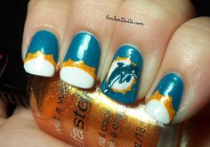 Miami Dolphins...what about the Jets and Giants? NYC Nail Salons www.jeffreysteinsalons.com