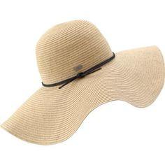 Para la Playa  Un sombrero para protegernos del sol Plus Size Chic 34ec0ef53e62