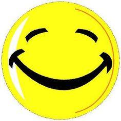 Smiles.