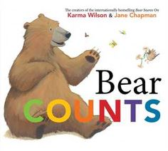 Bear Counts Toddler Storytime, Toddler Books, Childrens Books, Early Math, Early Literacy, Early Learning, New Children's Books, Used Books, Counting Books