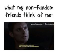 Supernatural fandom< ANY Fandom <Why, thank you!< I have not seen Supernatural yet, but this describes my friends when I fangirl Hunger Games, Nos4a2, George Ezra, Fangirl Problems, Book Memes, Supernatural Fandom, Sherlock Fandom, Watson Sherlock, Sherlock Quotes