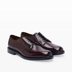 Allen Edmonds Cordovan Derby - Dress Shoes Shoes at Club Monaco