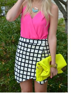 Bright spring combo
