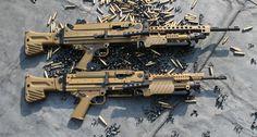 The New HK121 Machine Gun Goodbye M-240 Bravo
