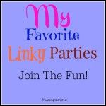 My favorite Linkup parties Daily linkup parties to share blog posts