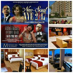 Need a room after the Neo-Soul NYE concert? You can now book it with us for an exception NYE rate. Courtyard Marriott Medical Center. Kings and Doubles only $89.00! Free shuttle to & from the hotel and the concert included. This rate is only available through our link! Go to Eventbrite at www.neosoulnye2k17.eventbrite.ie