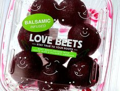 Beet Love: your daily #packaging smile : ) PD