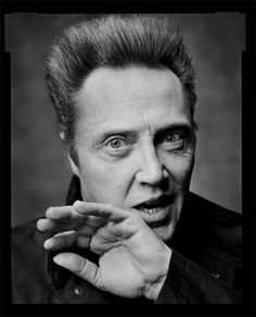 Christopher Walken is usually pretty creepy. This is why I love him.