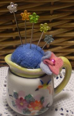 another pin cushion idea