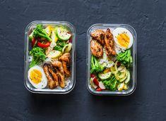 Δίαιτα της Καρδιάς: Αυτή η τριήμερη δίαιτα έχει επικριθεί έντονα ως υπερβολικά περιοριστική διατροφή, αναποτελεσματική και επικίνδυνη. Healthy Recipes, Healthy Foods To Eat, Diet Recipes, Healthy Snacks, Healthy Eating, Lunch Recipes, Teriyaki Chicken, Brunch, Health Desserts