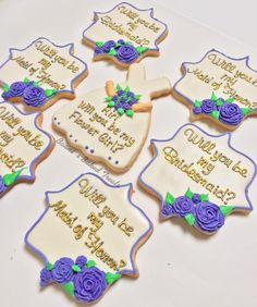 cool vancouver wedding Will you be my bridesmaids cookies! @guneetmahal ------------ ------------ #eggless#egglesscookies#bridesmaids#maidofhonor#flowergirl#bridesmaidscookies##sugarcookies#cookies#instacookies#engagementparty#604#vancouver#vancouvercakes#desserts#desserttable#instadaily#indianweddingvancity#indianbride#yvr#treats#surrey#instatreats#instadesserts#baanisbakedtreats#vancouvereventplanning#vancouverweddingplanning#bridalshower#indian by @baanisbakedtreats ...