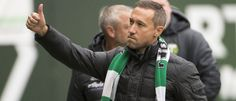 #MLS  Timbers coach Caleb Porter suits up in full kit as part of punishment