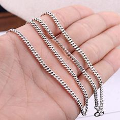 Mens Sterling Silver Jewelry: buy fashionable & stylish cheap mens silver jewelry including rings, bracelets, necklaces & chains made of 925 sterling silver. Silver Chain For Men, Mens Silver Jewelry, Silver Chains, Bracelets For Men, Sterling Silver Bracelets, Fine Jewelry, Jewelry Art, Man Fashion, Fashion Shoot