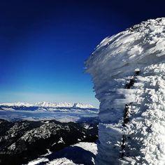 Zima zima zimička... ale nádherne  #praveslovenske od @matkyvanilka