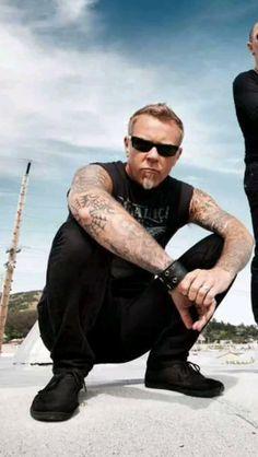 James ~ Metallica