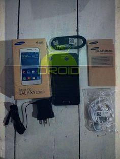 """SAMSUNG GALAXY CORE 2 $2800 CONTADO (NO PERMUTAMOS) Nuevo en caja - Libre Pantalla 4.5"""", Cámara trasera 5Mpx, 750MB de RAM, 4GB interna expansible Recibimos Tarjetas de Crédito Contacto: 2615164916 (whatsapp) www.facebook.com.ar/MrDroidMza"""