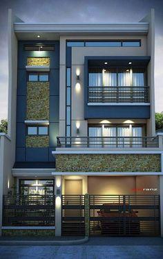 Best Modern Apartment Architecture Design 72