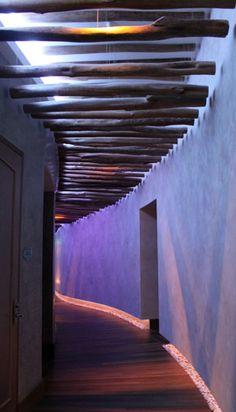 Laniwai Spa at Aulani. Transformation Hallway <3