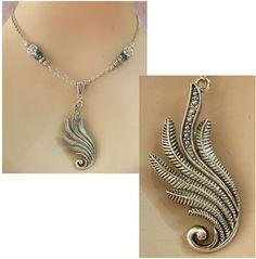 Silver Celtic Angel Wing Pendant Necklace http://cgi.ebay.com/ws/eBayISAPI.dll?ViewItem=161075789655