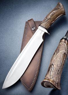 Dan Farr bowie knife