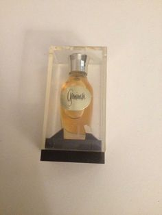 Vintage Miniature Perfume Bottle in Case SALE  | eBay