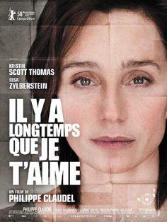 2009 Meilleure Actrice de l'Année Kristin SCOTT THOMAS