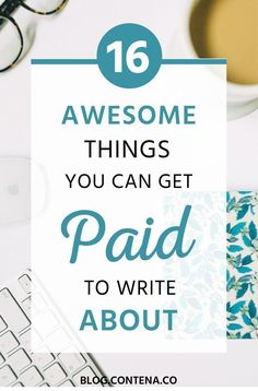 Wondering what you can get paid to write about as a freelance writer? Here are 16 legit jobs for freelance writers. You might have a narrow niche as a writer, but there are still freelance writing jobs where you can make money! Creative Writing Jobs, Make Money Writing, Make Money Blogging, How To Make Money, Earning Money, Job Freelance, Freelance Writing Jobs, Earn Money Online, Online Jobs