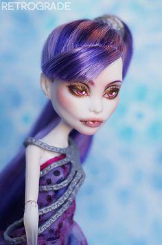 "Custom Dot Dead Gorgeous Spectra ""Oria"" by Retrograde Works, LLC, via Flickr"