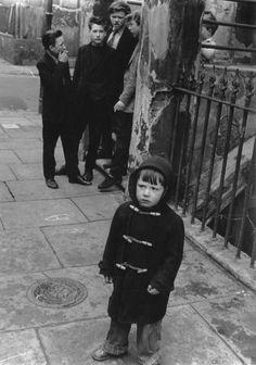 Roger Mayne Street Scene, St. Stephens Gardens 1958