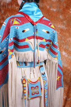 Woman's Northern Traditional Regalia - My Beadwork & Crafts