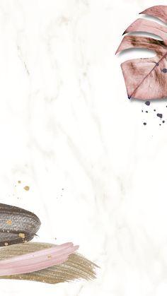 Rose Gold Wallpaper, Flower Background Wallpaper, Leaf Background, Flower Backgrounds, Background Patterns, Textured Background, Wallpaper Backgrounds, Wallpapers, Lightroom