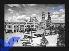 Fotografía de la plaza principal (foto AGM)
