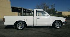 1986 Nissan Datsun 720 Pick up truck