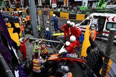 Sophia Floersch undergoes spinal surgery after horror Formula Three crash at Macau Grand Prix Macau, Sophia Flörsch, Le Mans, Grand Prix, Teen Driver, Horror, Different Sports, Wrestling, A 17