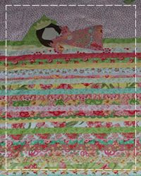 Princess and the Pea Quilt Tutorial