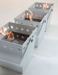 Falper Portable Fireplaces