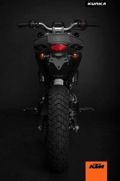 KTM 200 Duke T Concepts by Kunka Photo