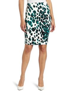 Karen Kane Women`s Knit Pencil Skirt $34.36