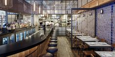lupulo restaurant chelsea new york by voyage in design